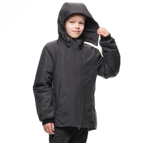 Houdini Jr Switch Jacket Rock Black